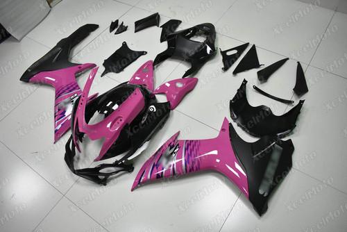 2011 to 2018 2019 2020 Suzuki GSXR 600/750 pink and black