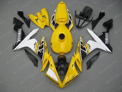 2004 2005 2006 YAMAHA R1 50th Anniversary fairing