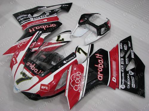 Ducati 899 1199 Panigale Aruba.it OEM replica fairing kit.