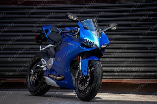 Ducati 899/1199 Panigale Metallic Flat Spark Blue