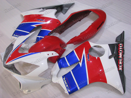 2004 2005 2006 2007 Honda CBR600F4i HRC fairing and bodywork