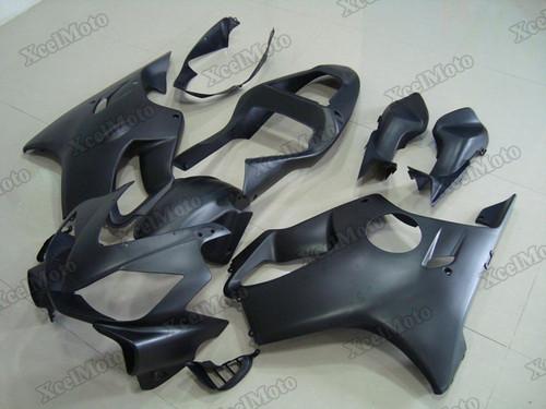 2001 2002 2003 Honda CBR600F4i matte/flat black fairings and body kit