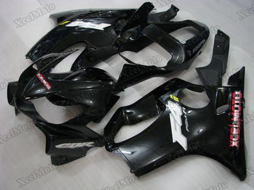 2001 2002 2003 Honda CBR600F4i gloss black fairing