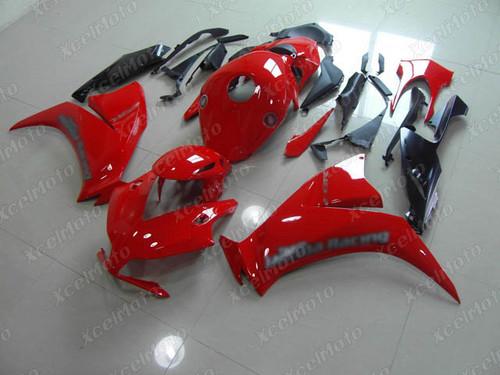 2012 2013 2014 2015 2016 Honda CBR1000RR red and black fairings