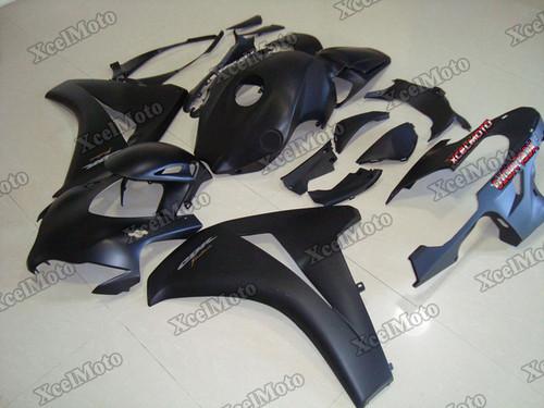 2008 2009 2010 2011 Honda CBR1000RR matte black fairings