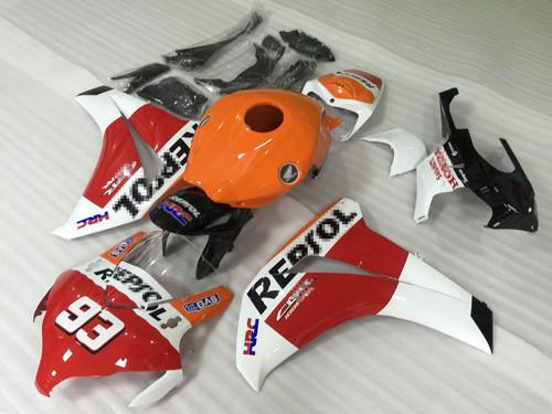 2008 2009 2010 2011 Honda CBR1000RR Repsol fairings