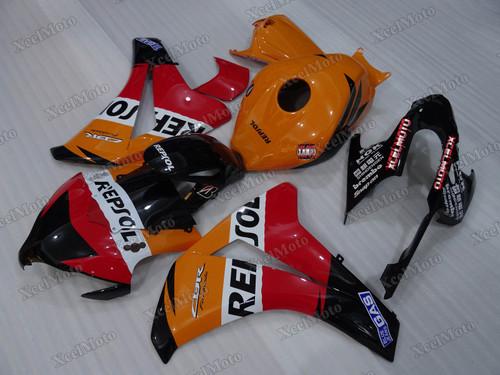 2008 2009 2010 2011 Honda CBR1000RR Repsol bodywork