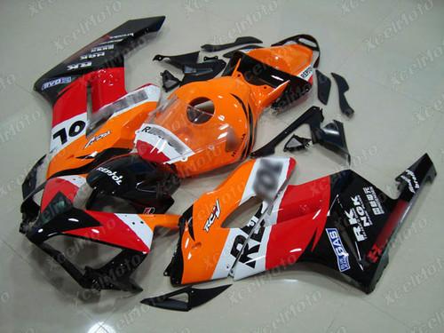 2004 2005 Honda CBR1000RR Honda Repsol bodywork