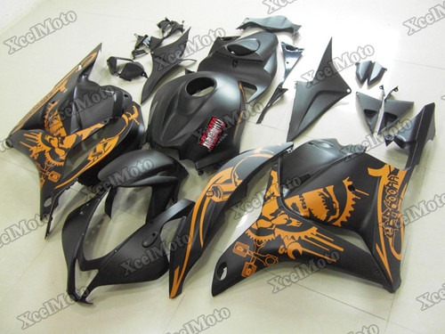 2009 2010 2011 2012 Honda CBR600RR Graffiti Edition fairings