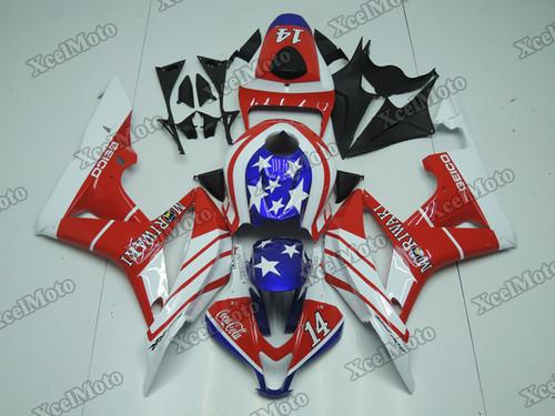 2007 2008 Honda CBR600RR stars fairings