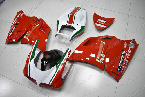 Ducati 748 916 Desmoquattro fairing custom graphic