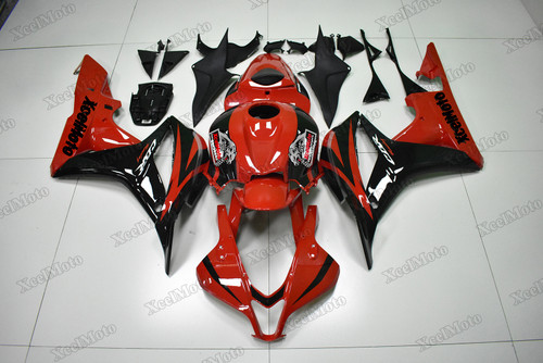 Honda CBR600RR 2007 2008 OEM Fairings red and black