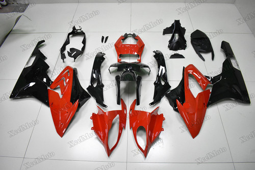 2015 2016 BMW S1000RR red and black fairings