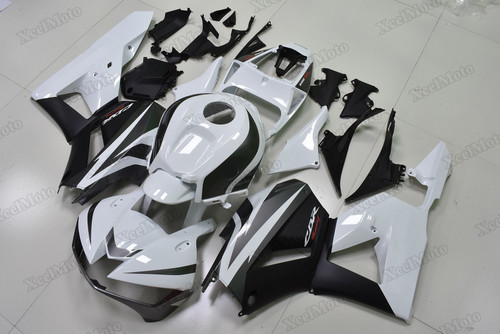 2013 to 2019 Honda CBR600RR F5 white and black
