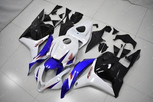 2009 2010 2011 2012 Honda CBR600RR F5 aftermarket fairing