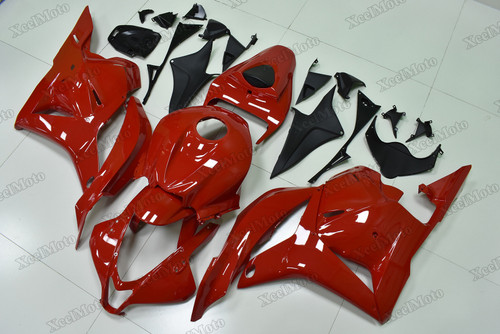 2009 2010 2011 2012 Honda CBR600RR F5 red fairing kit