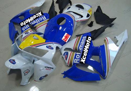 2005 2006 Honda CBR600RR F5 Rothmans race replica fairing set