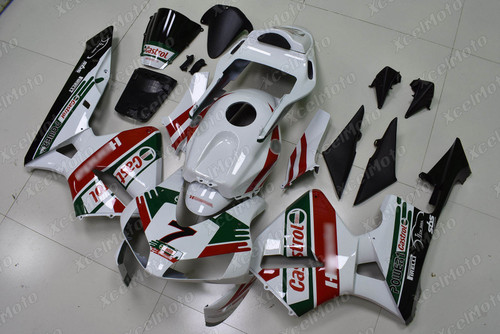 2003 2004 Honda CBR600RR F5 Castrol scheme fairing