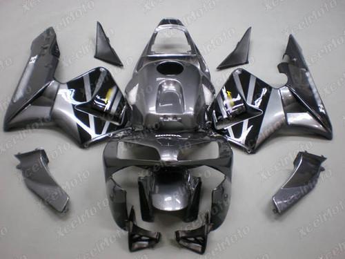 2003 2004 Honda CBR600RR F5 metallic gray fairing