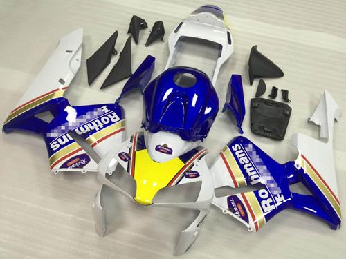 2003 2004 Honda CBR600RR F5 Rothmans scheme fairing