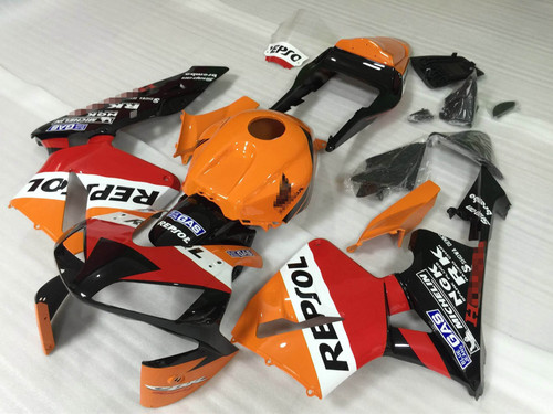 2003 2004 Honda CBR600RR Repsol graphic fairing kit