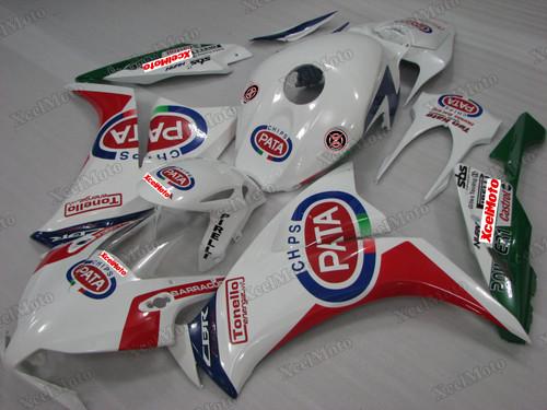 2012 2013 2014 2015 2016 Honda CBR1000RR FireBlade CHIPS PATA graphic fairing