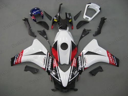 2008 2009 2010 2011 Honda CBR1000RR Fireblade CARRERA fairing kit