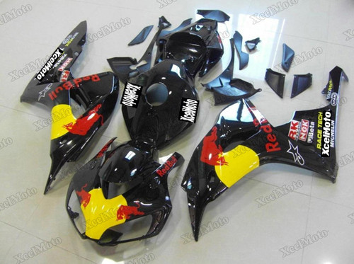 2006 2007 Honda CBR1000RR RedBull fairing kit
