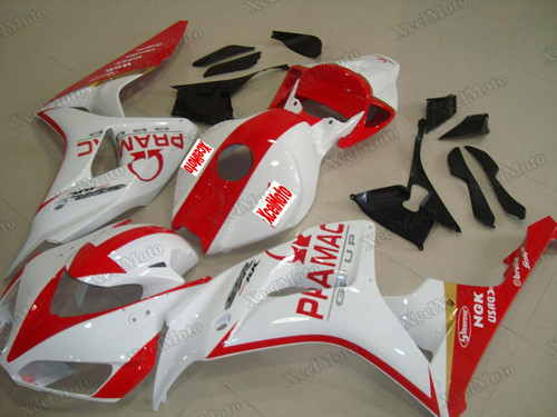 2006 2007 Honda CBR1000RR Pramac race replica fairing set