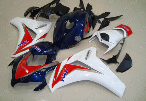 2008 2009 2010 2011 Honda CBR1000RR HRC scheme fairing