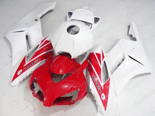 2004 2005 Honda CBR1000RR red and white fairing