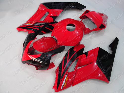 2004 2005 Honda CBR1000RR red and black fairing