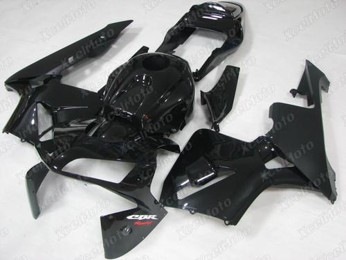 2004 2005 Honda CBR1000RR black fairing