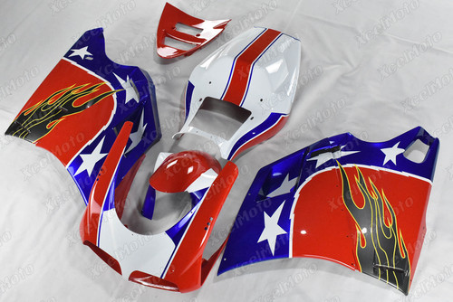 Ducati 748 916 996 Ben Bostrom replica fairing