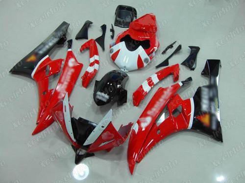 2006 2007 Yamaha R6 Santander fairing kit