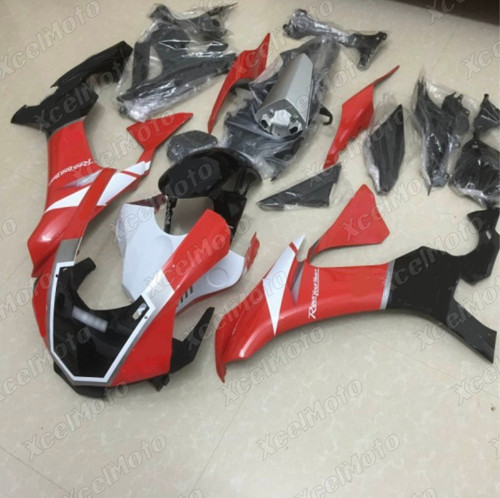 2015 2016 2017 2018 2019 YAMAHA R1 red and black fairing
