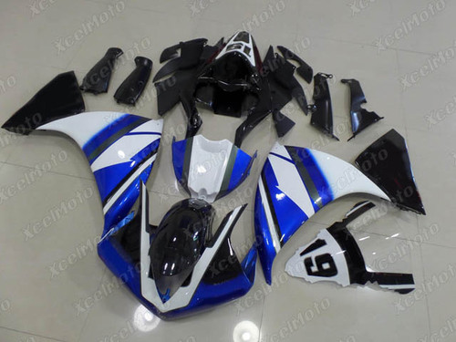 2012 2013 2014 YAMAHA R1 aftermarket fairing for sale