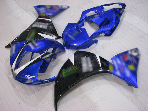 2009 2010 2011 Yamaha R1 Monster Energy fairing
