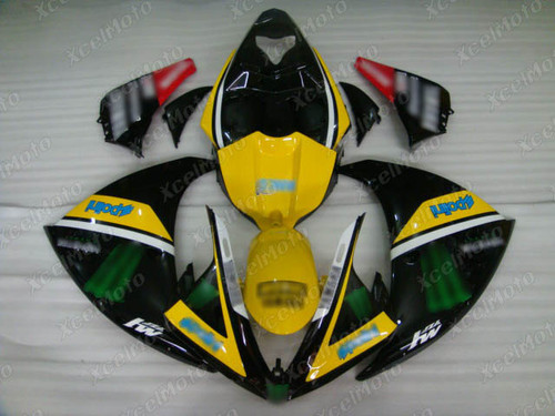 2009 2010 2011 Yamaha R1 Colin Edwards Monster fairing