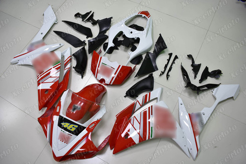 2007 2008 YAMAHA R1 FIAT fairing and bodywork