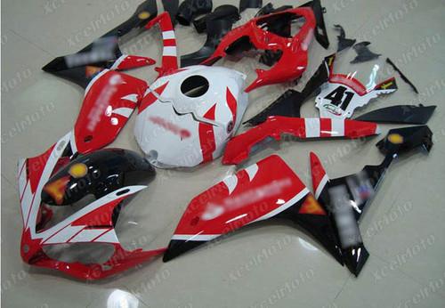 2007 2008 YAMAHA R1 Santander fairing kit.