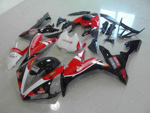 2004 2005 2006 YAMAHA R1 Santander fairing kit