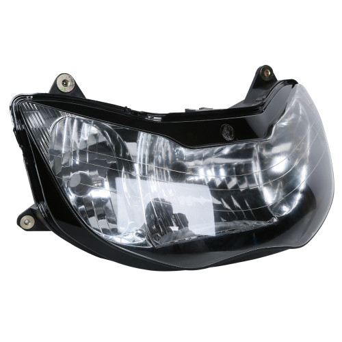 The motorcycle headlight/headlamp assembly kit for 2000 2001 Honda CBR929.