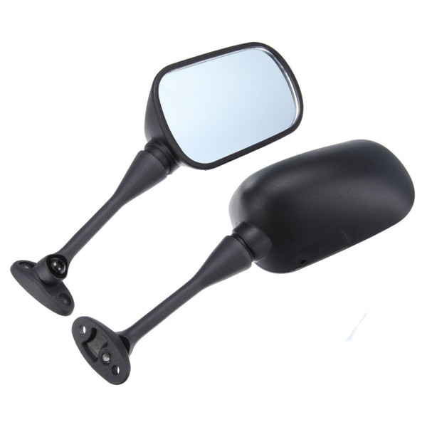 The Motorcycle Mirrors is manufactured to 2004 2005 2006 2007 Honda CBR1000RR and designed to look exactly like your O.E.M. mirrors.
