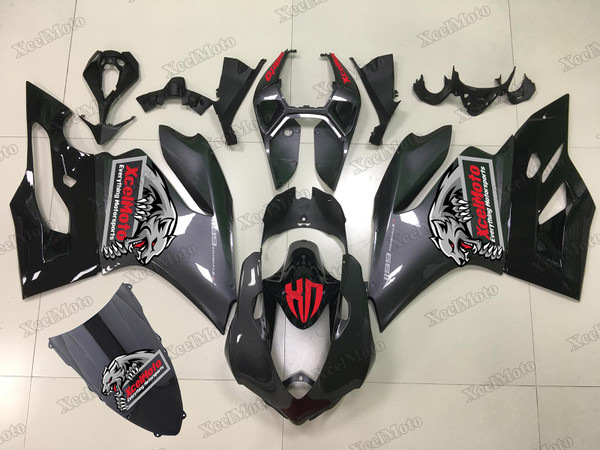Ducati 899/1199 Panigale custom fairings