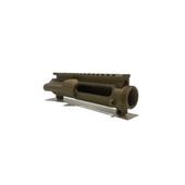 AR-15 UPPER RECEIVER - BURNT BRONZE