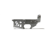 AR-15 SKELETON LOWER RECEIVER - RAW