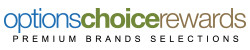 Options Choice Rewards : Wholesale B2B Site