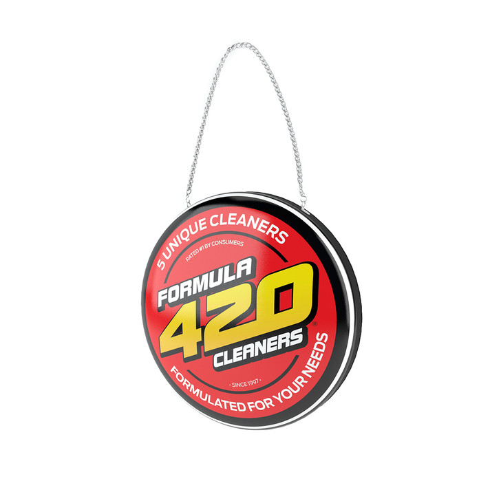 FORMULA 420 LED HANGING SIGN