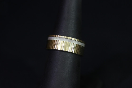 Furrer Jacot 18k wedding band